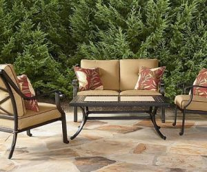 Thomas 4 Piece Casual Seating Set feature