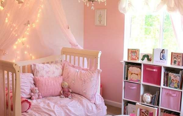 Amelia S Room Toddler Bedroom: 10 Fun And Beautiful Toddler Girl Bedroom Ideas On A Budget