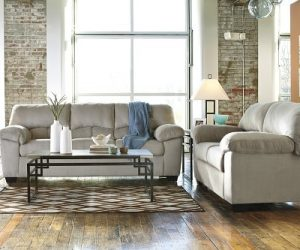 Two Piece Living Room Set Featured
