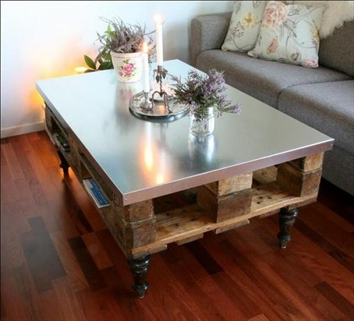 Wood Pallet Furniture 10