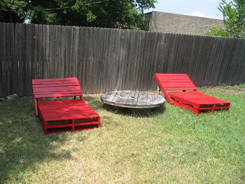 Wood Pallet Furniture 2