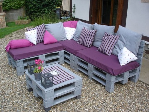 Wood Pallet Furniture 7