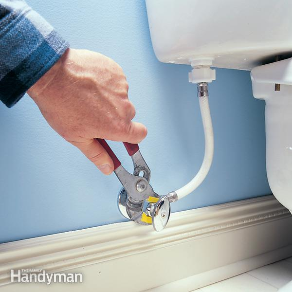 bathroom leakage repair