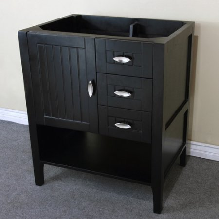 bathroom vanity cabinet without tops