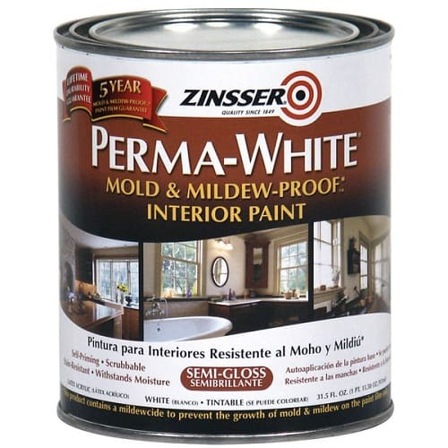 best paint finish for bathroom