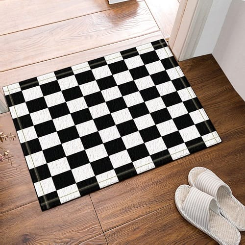 black and white bathroom rugs 20 gorgeous black and white bathroom rugs 70 22730