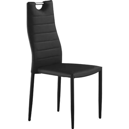 12 Elegant And Beautiful Black Kitchen Chairs Under 170