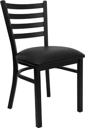 black wooden kitchen chairs 16