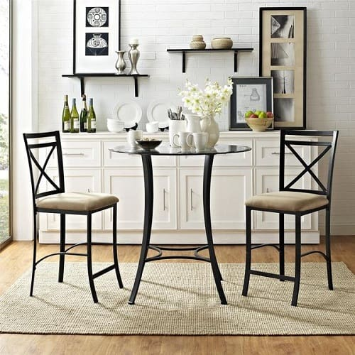 Dinette Sets Cheap: 7 Gorgeous Cheap Dining Room Sets Under 200 Bucks