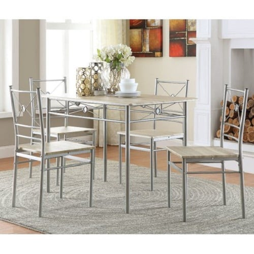 Cheap Dining: 7 Gorgeous Cheap Dining Room Sets Under 200 Bucks