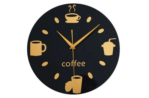 coffee clocks kitchen 5