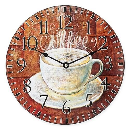 coffee clocks kitchen 7