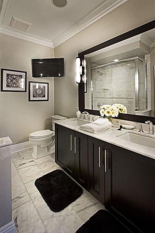 Best Colours For Bathroom Vanity