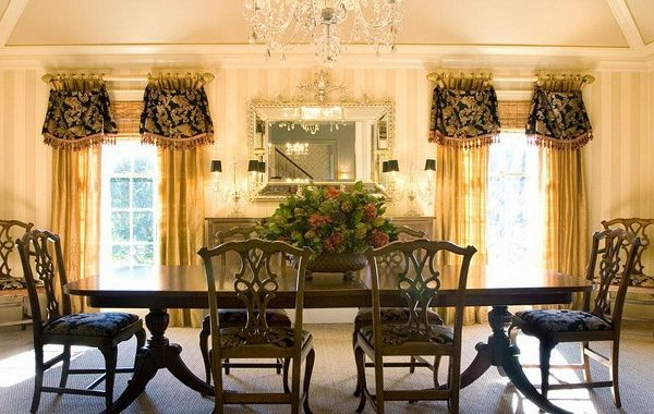 10 Dining Room Drapes Ideas To Make Your Look Awesome