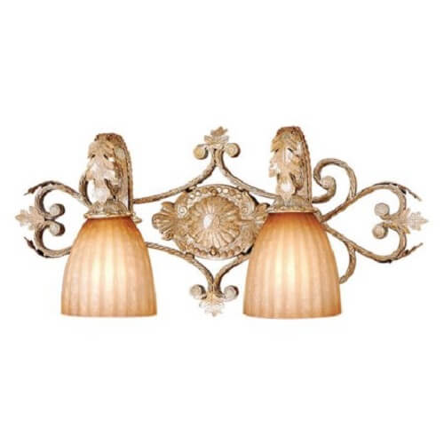 gold bathroom light fixtures