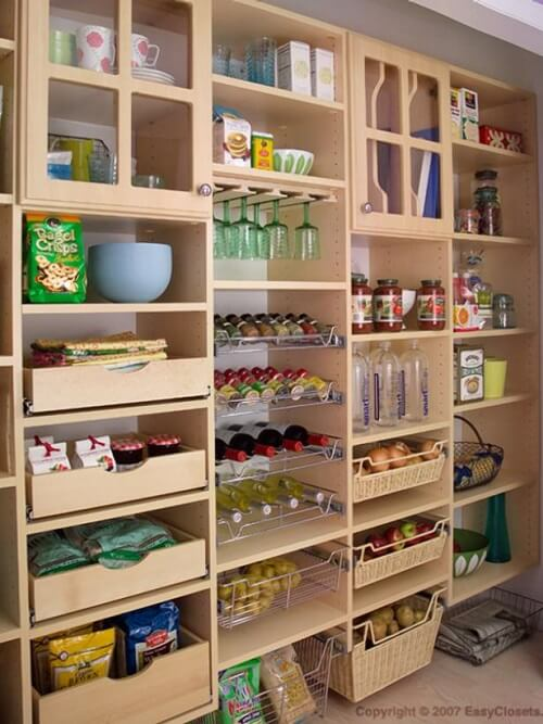 how to organize my kitchen 1