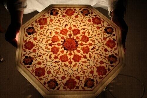 octagon kitchen table 4