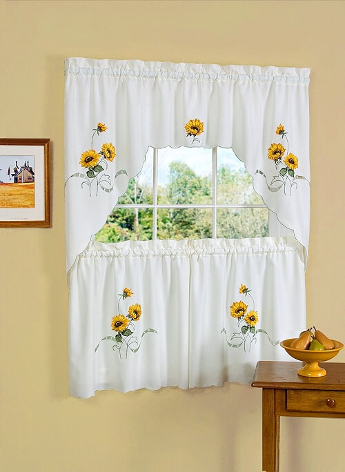 sunflower kitchen decor theme 1