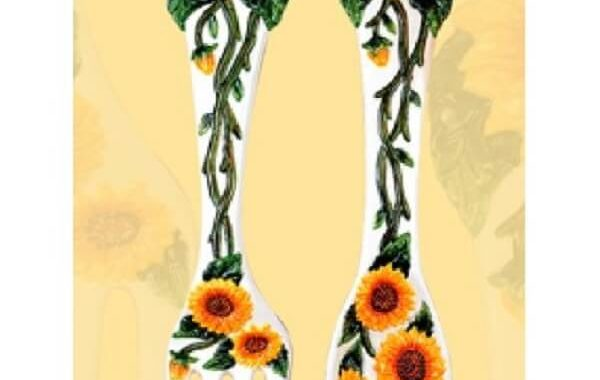 sunflower kitchen decor theme 13