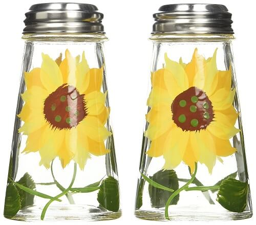 sunflower kitchen decor theme 3
