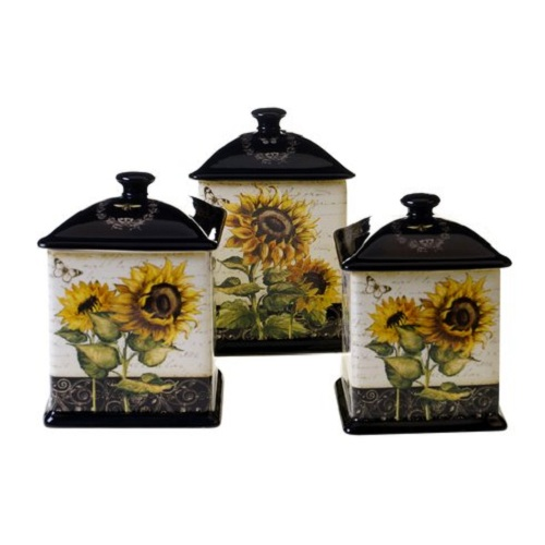 sunflower kitchen decor theme 4
