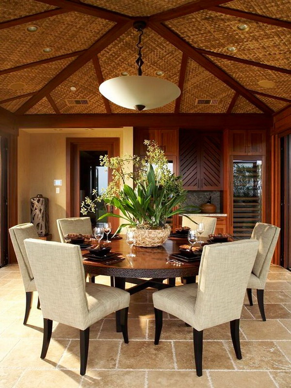 Round Dining Table Decor modren round dining room table decor ideas e and design inspiration