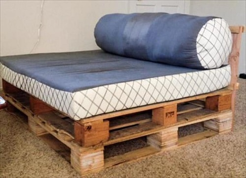 wood pallet lounger ideas 12