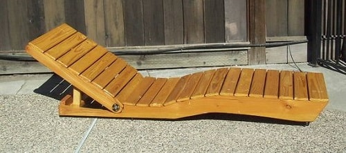 wood pallet lounger ideas 14
