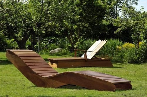 wood pallet lounger ideas
