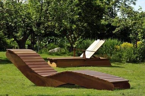 wood pallet lounger ideas