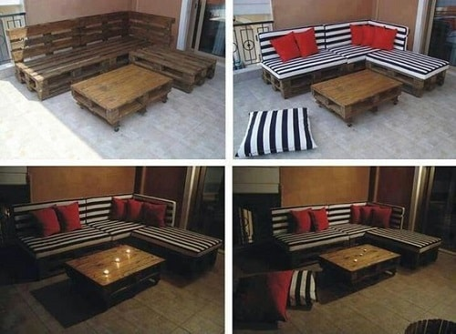 wood pallet sofa ideas 11