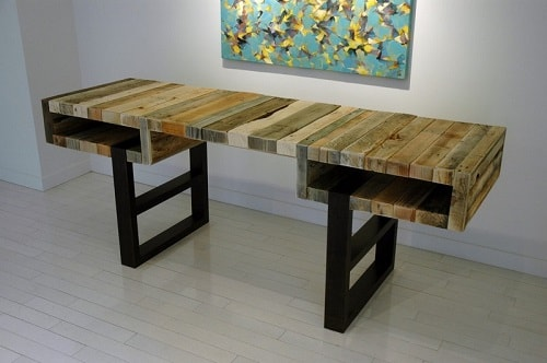 wood pallet table ideas 10