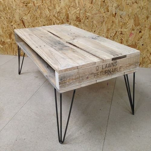 wood pallet table ideas 12