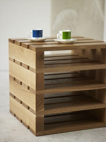 wood pallet table ideas 15