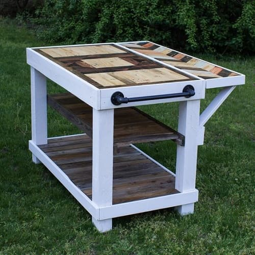 wood pallet table ideas 18