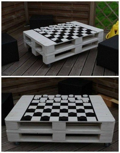 wood pallet table ideas 20