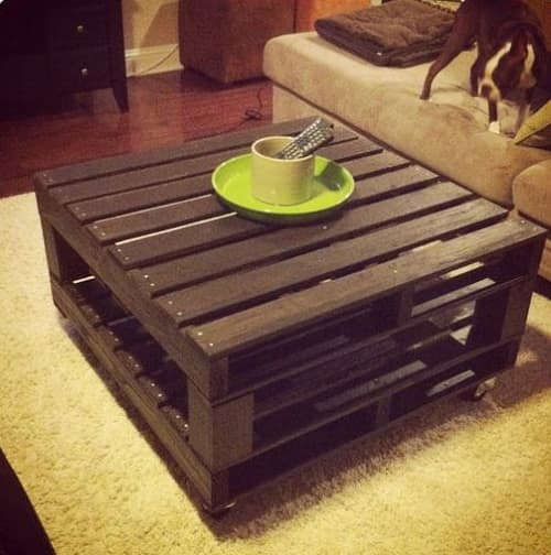 wood pallet table ideas 3