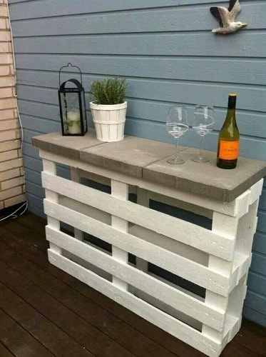 wood pallet table ideas 4