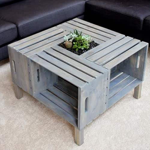 wood pallet table ideas 6
