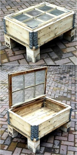 wood pallet table ideas 7
