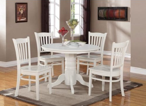White Dining Room Sets For Sale