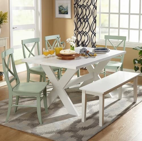 10 adorable white dining room sets for sale for home improvement