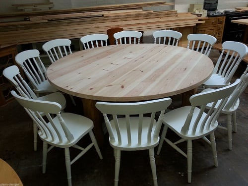 Marvellous large dining room table seats 12 that you must have for 12 seat round dining table