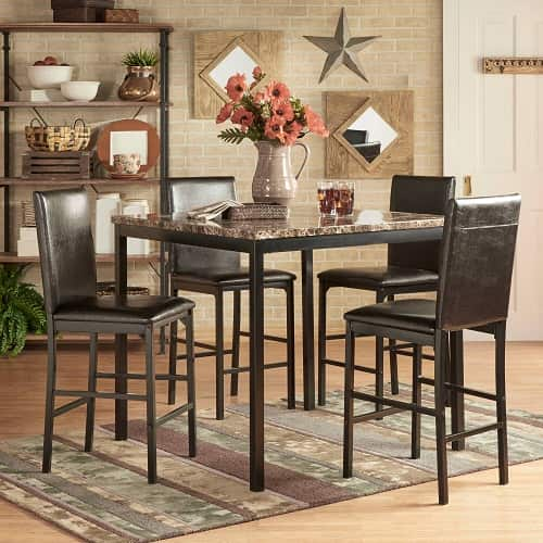 Table Walmart: 10+ Best Walmart Dining Room Tables And Chairs To Buy