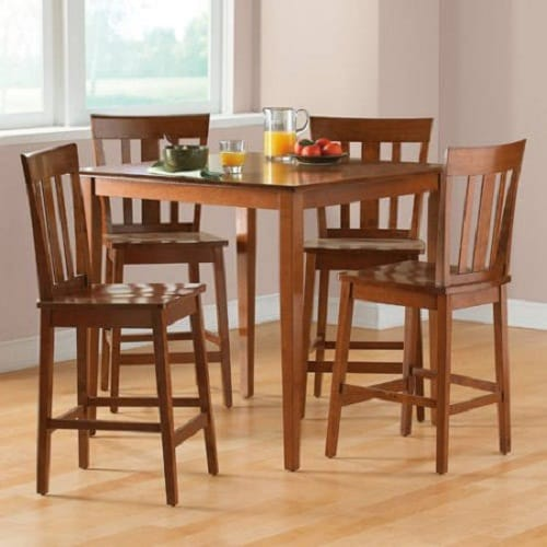 10 best walmart dining room tables and chairs to buy for Best place to buy dining room chairs