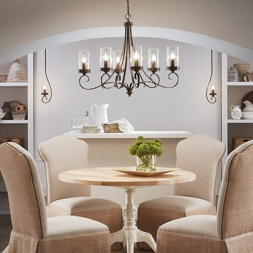Dining Room Chandeliers Lowes: 11 Attractive And Elegant Lowes Dining Room Lights Under $500