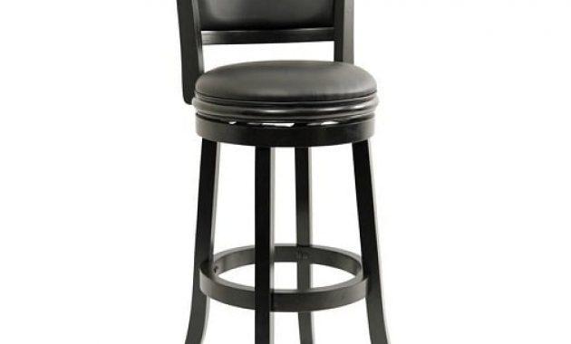 Augusta Black Bar Stool 1