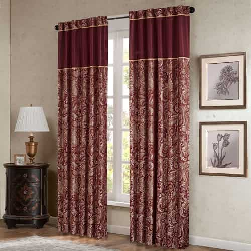 Burgundy-Curtains-For-Living-Room-8