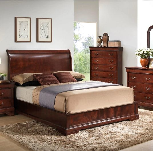 Levin Bedroom Sets | Claire 4-Piece King Bedroom Set Review