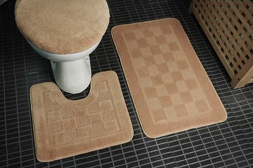 dainty home 3 piece rug